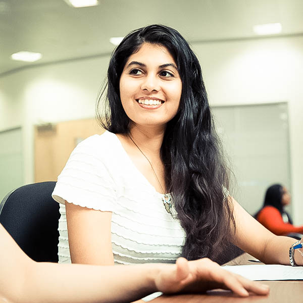 Hiral Shah - MSc Business with Financial Management