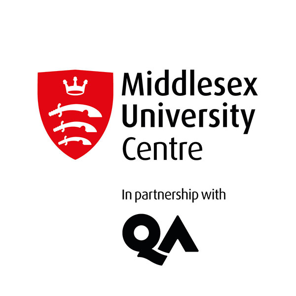 QA Higher Education announces partnership with Middlesex University