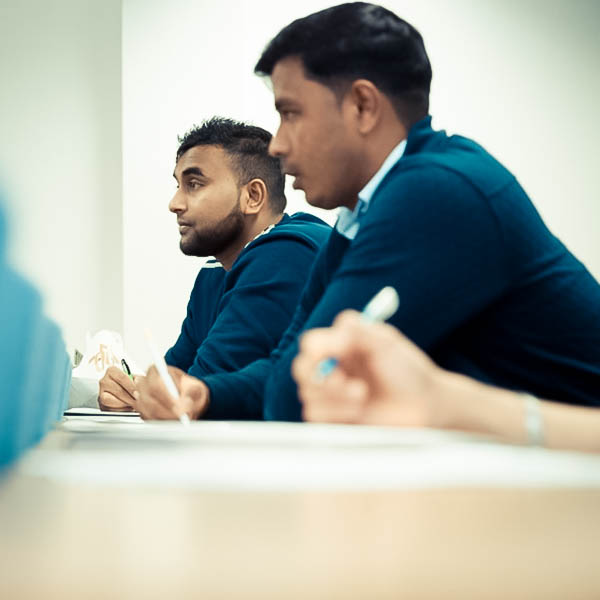 Yogesh Shah - Ulster University (London Campus)